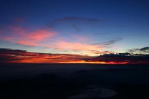 富士山ご来光2